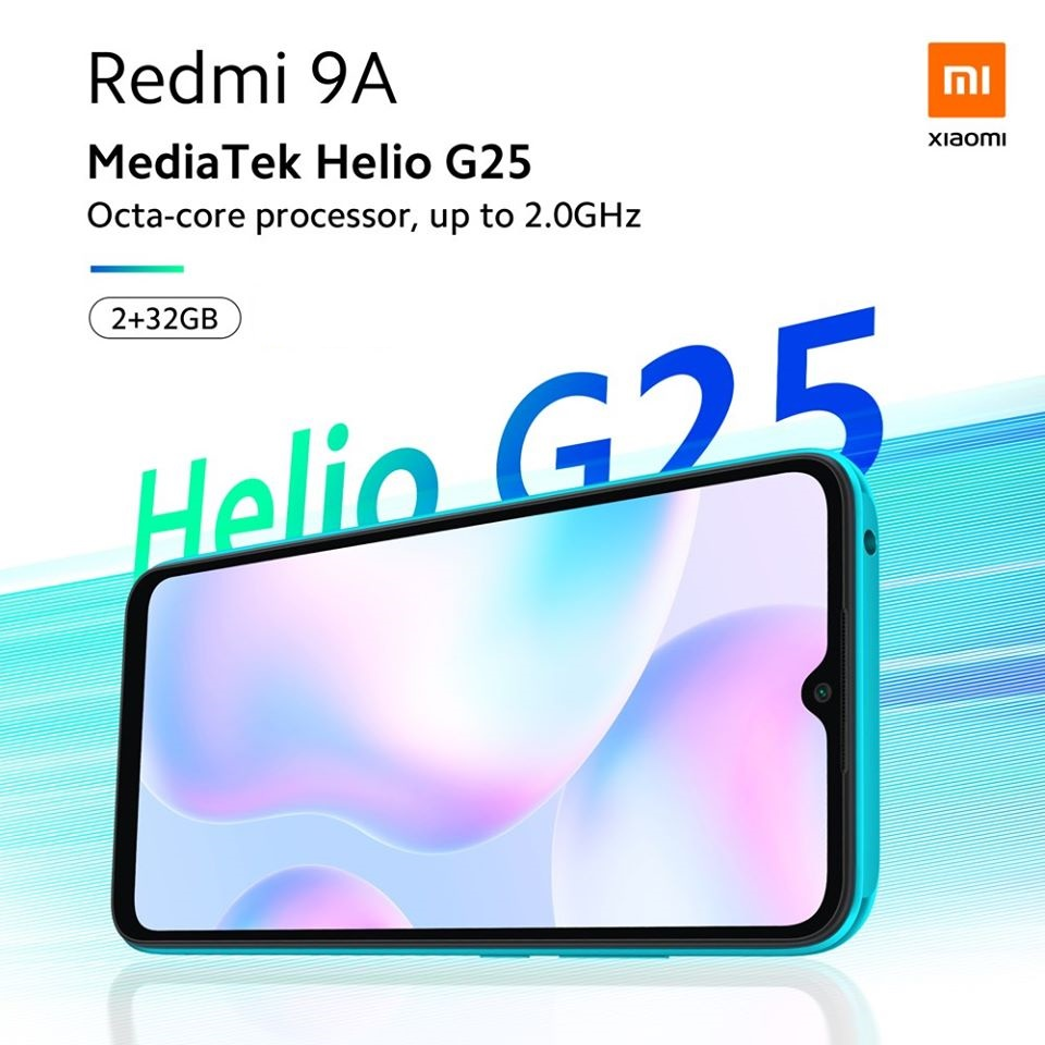 مزايا وعيوب موبايل Redmi الاقتصادي الجديد Redmi 9A
