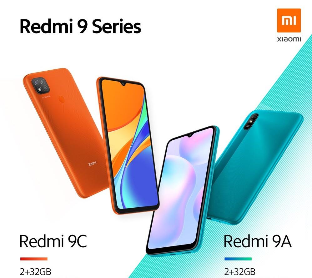 التشابهات والاختلافات بين هاتفي Redmi الاقتصاديين Redmi 9A وRedmi 9C