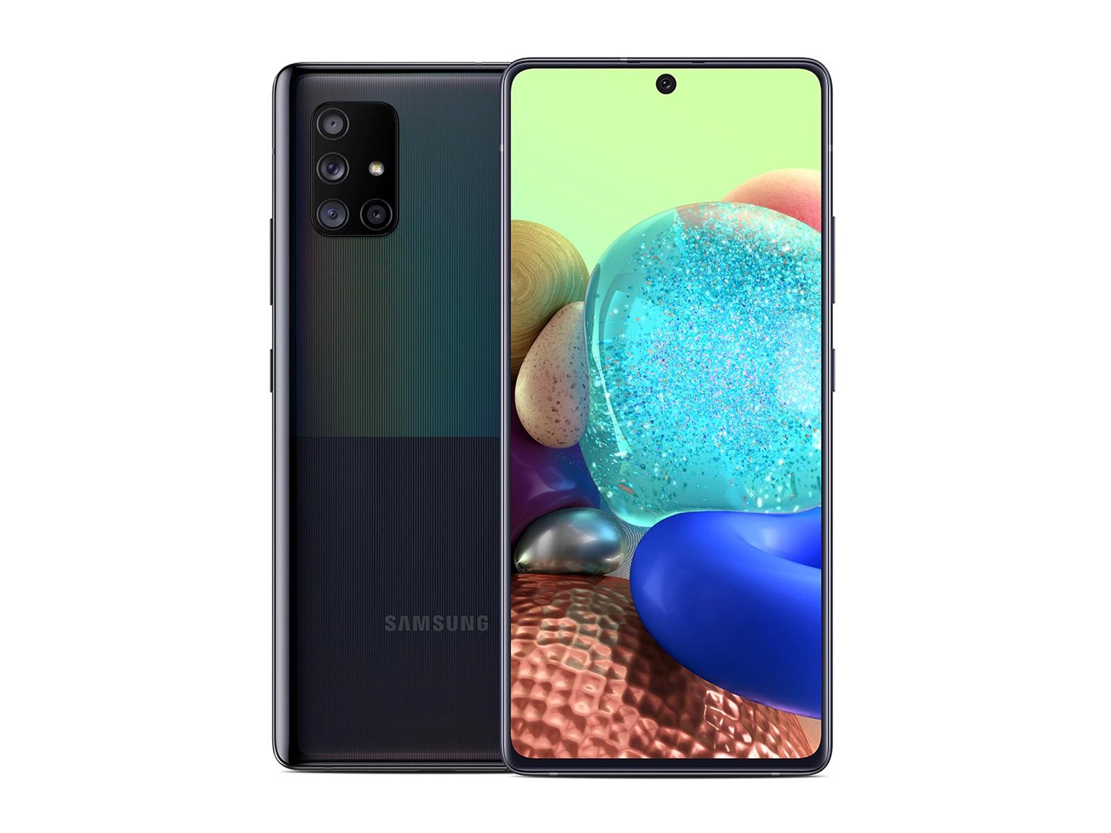 المواصفات الكاملة لهاتف Samsung Galaxy A71 5G UW