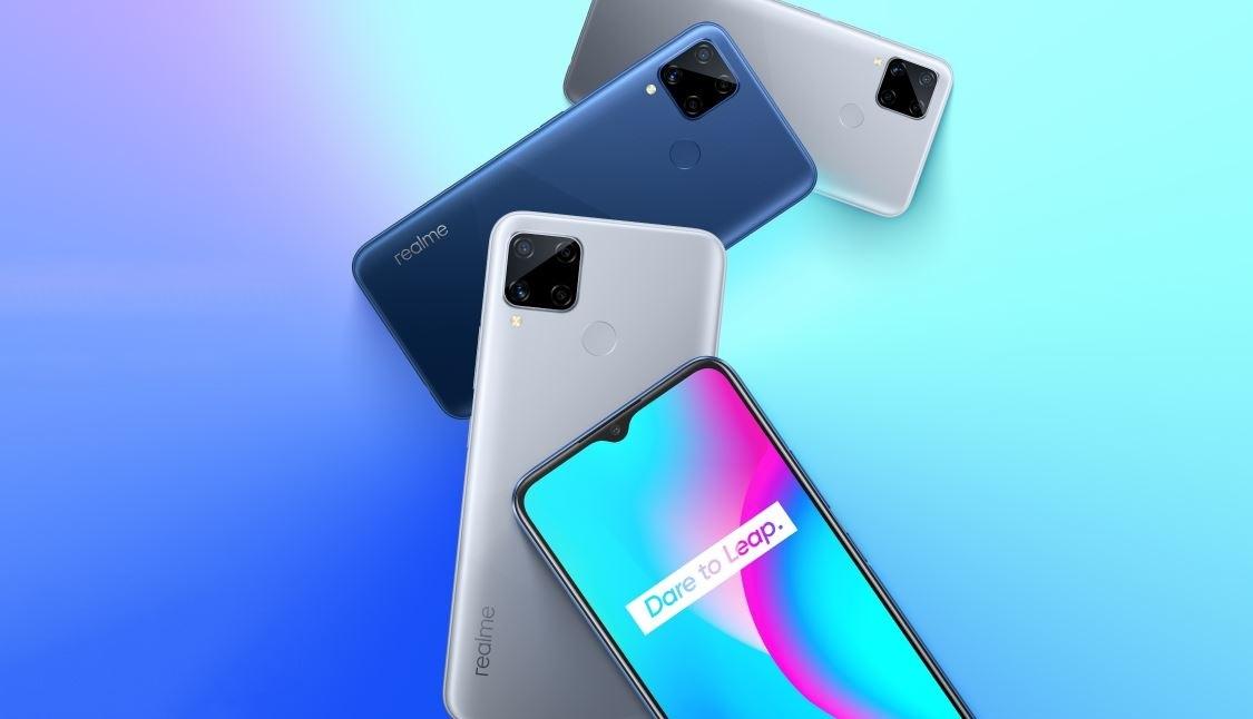 المقارنة الكاملة بين هاتف Realme C15 وهاتف Redmi 9C
