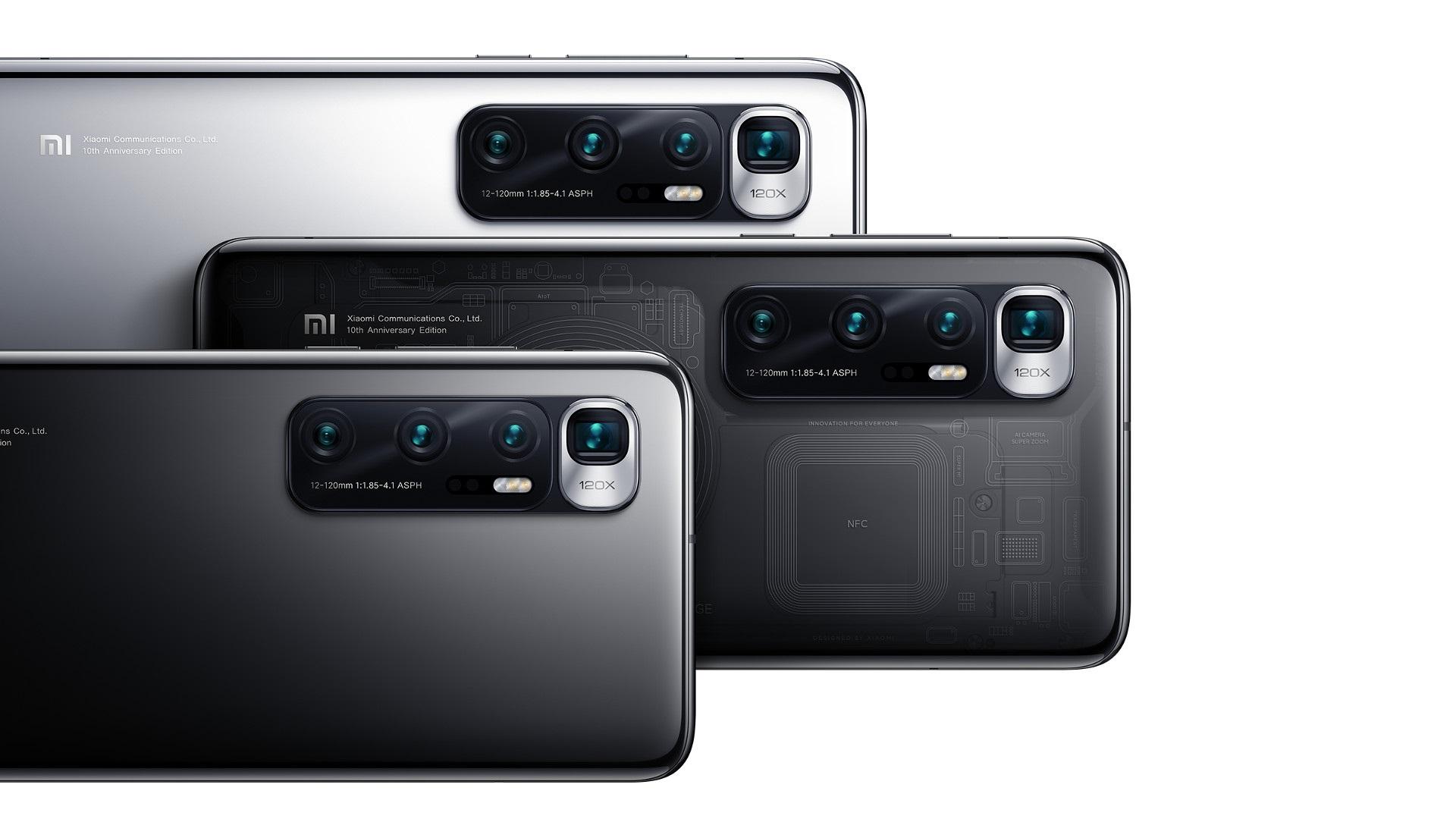 شاومي تحتفل بعشر سنوات على انطلاقها بهاتفي Xiaomi Mi 10 Ultra وRedmi K30 Ultra