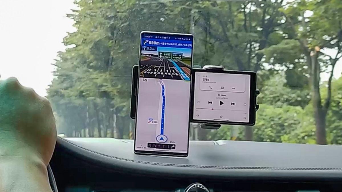 ال جي تستعد لمفاجآة جديدة عبر هاتفها المقبل LG Wing