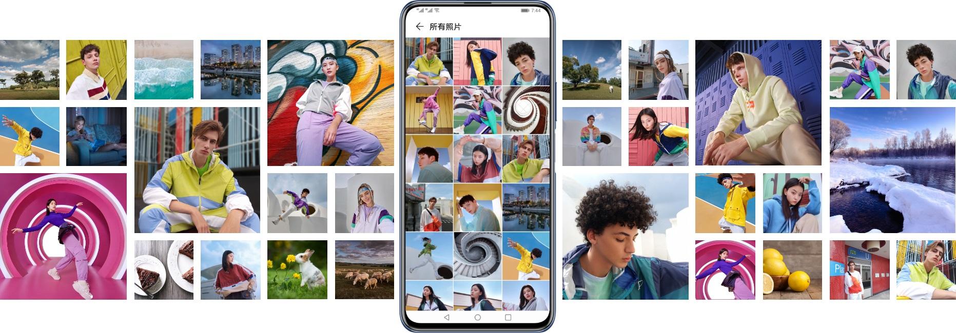 المراجعة الأولية لمواصفات هاتف Huawei Y9a الجديد