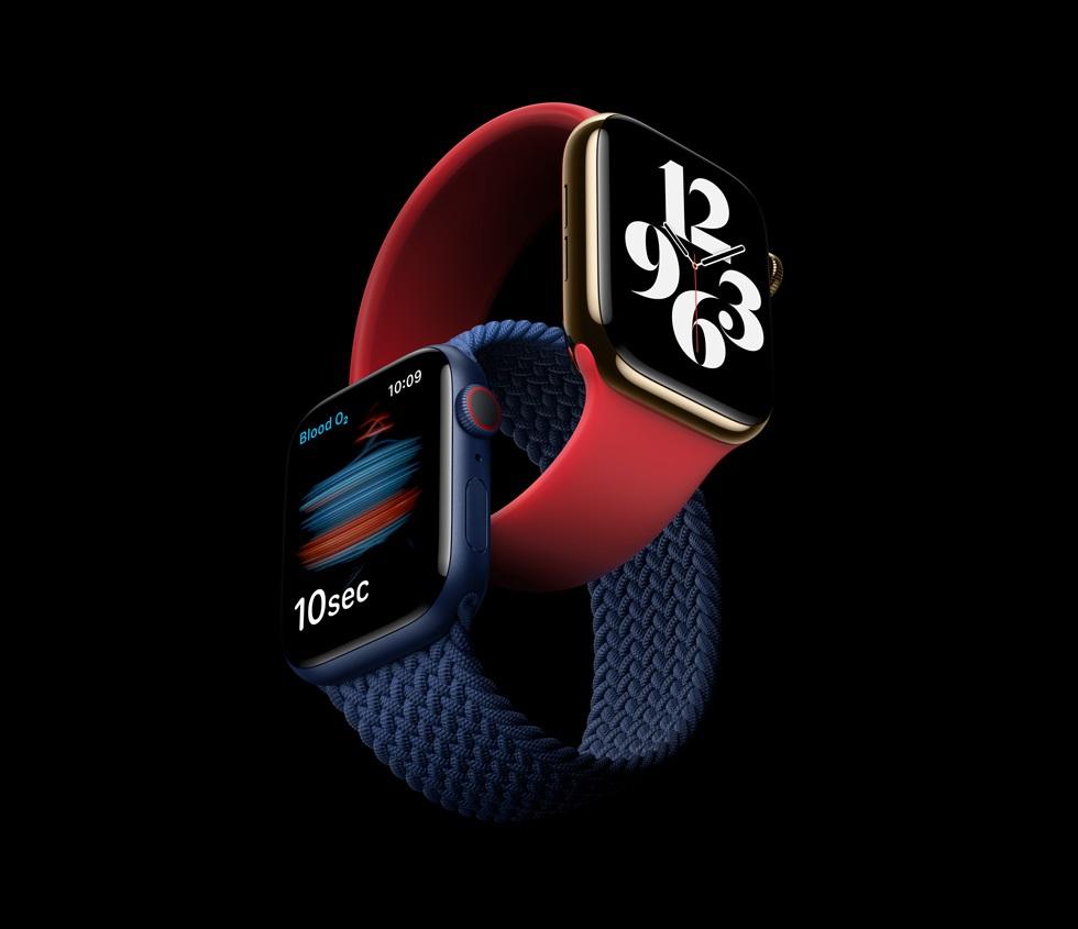 المراجعة الأولية لساعات ابل الذكية الجديدة Apple Watch Series 6 وApple Watch SE
