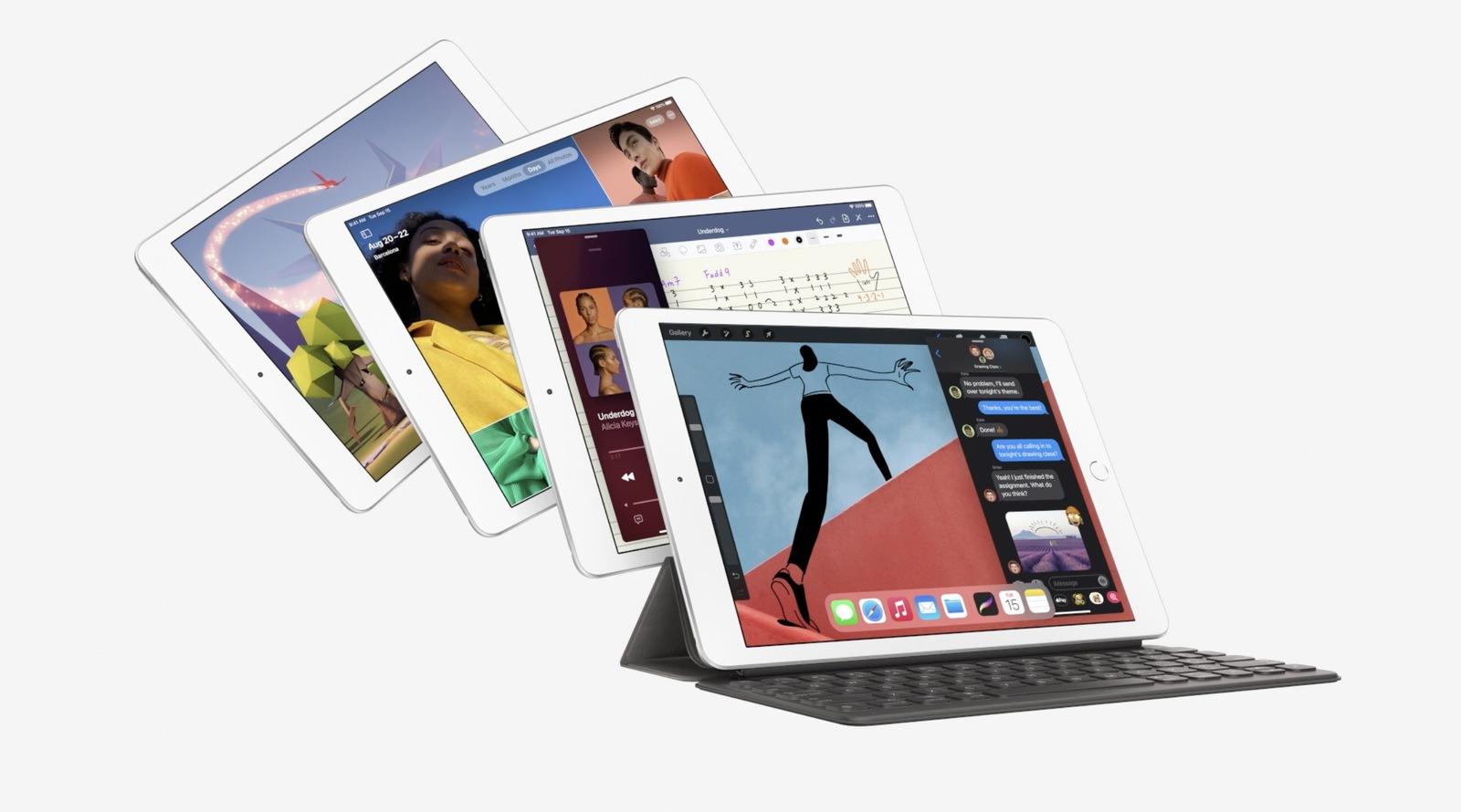 مزايا وعيوب تابلت iPad 10.2 (2020) الجيل الثامن من أجهزة Apple اللوحية الأولية