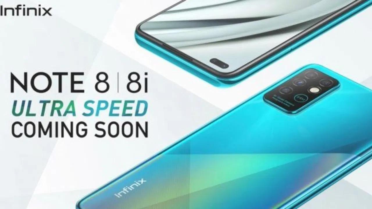 كل ما نعرفه عن هاتف Infinix المقبل الجديد Infinix Note 8