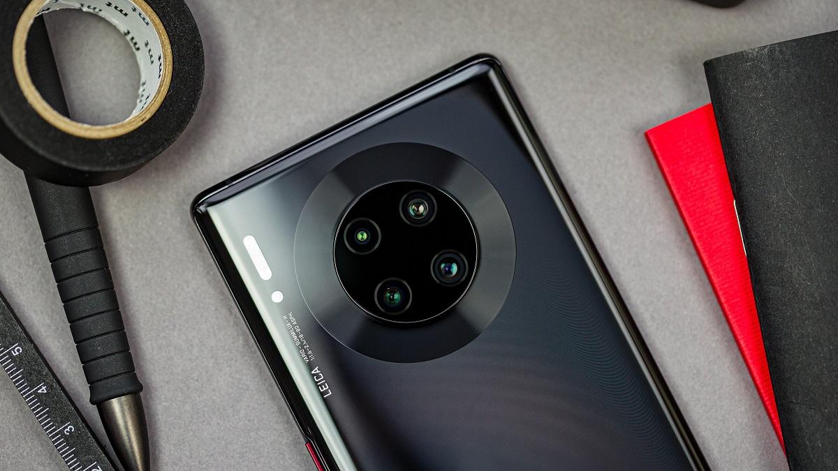 الجديد في هواتف Huawei Mate 40 عن هواتف العام الماضي Huawei Mate 30