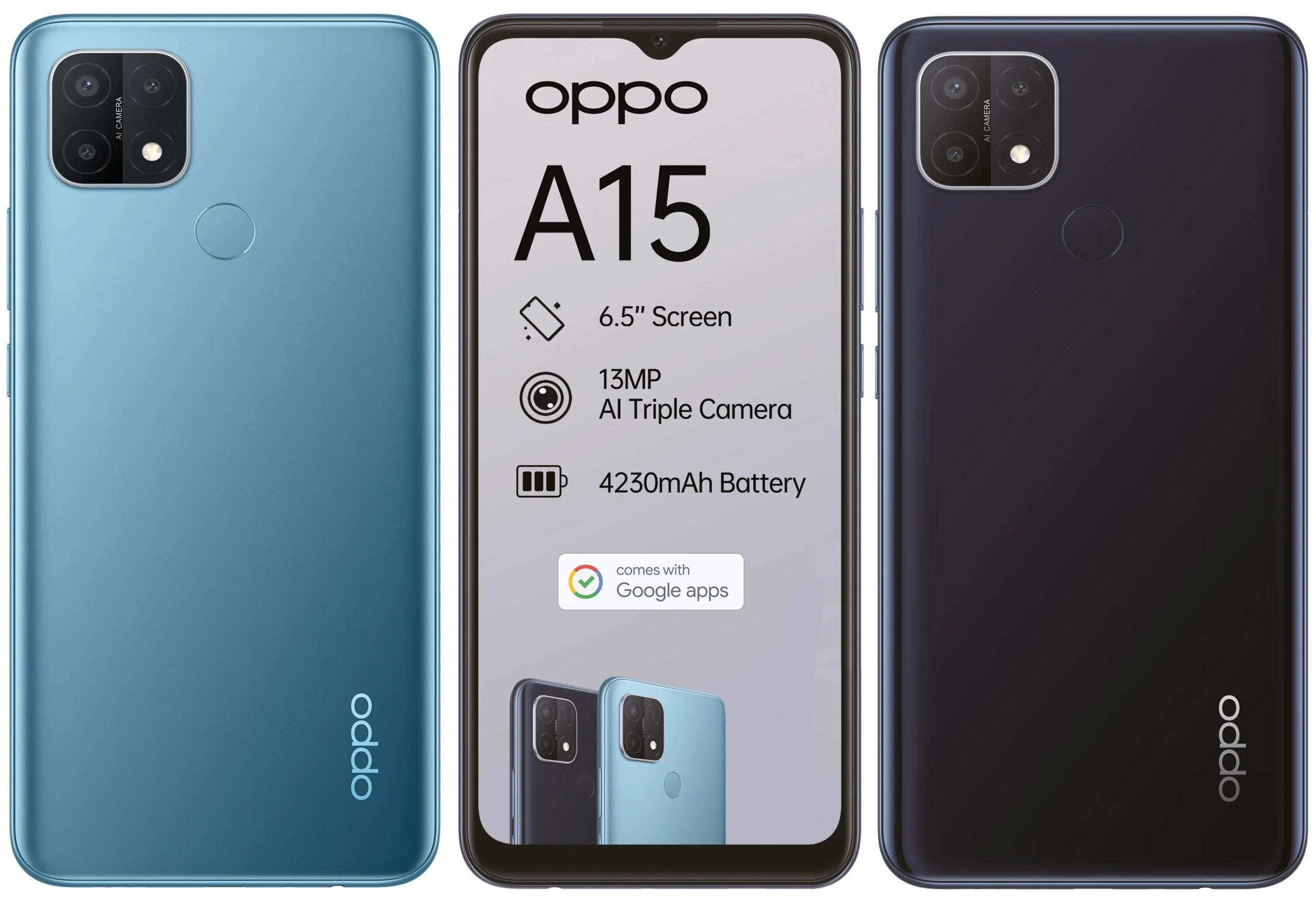 مزايا وعيوب أحدث إضافات Oppo الاقتصادية Oppo A15