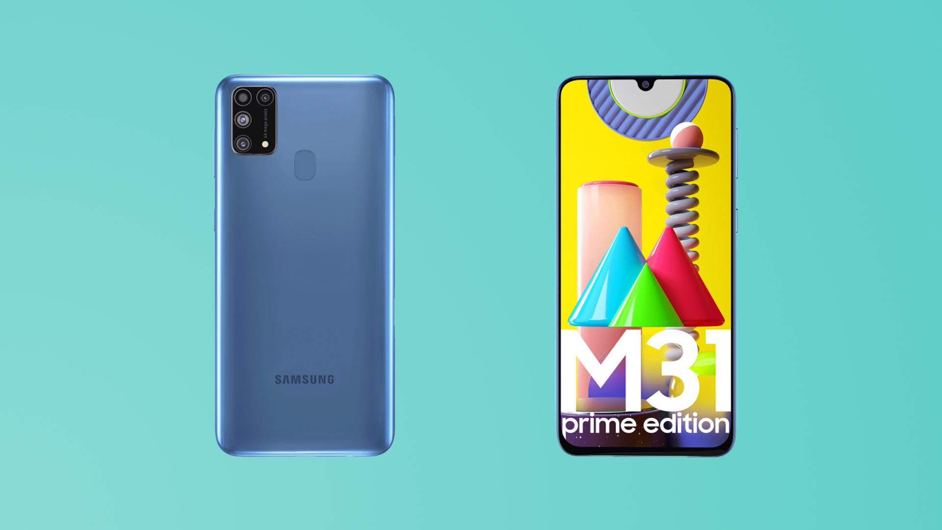 مزايا وعيوب هاتف Samsung Galaxy M31 Prime الجديد من سامسونج