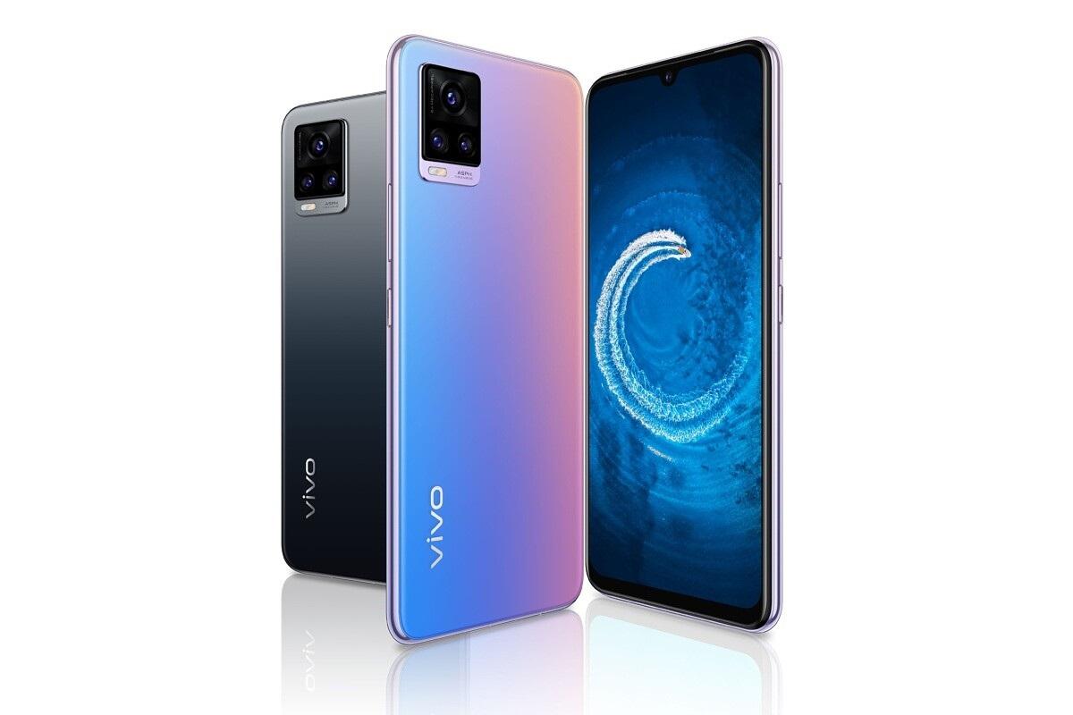 الكشف رسميًا عن مجموعة هواتف Vivo V20 الجديدة في السوق المصري
