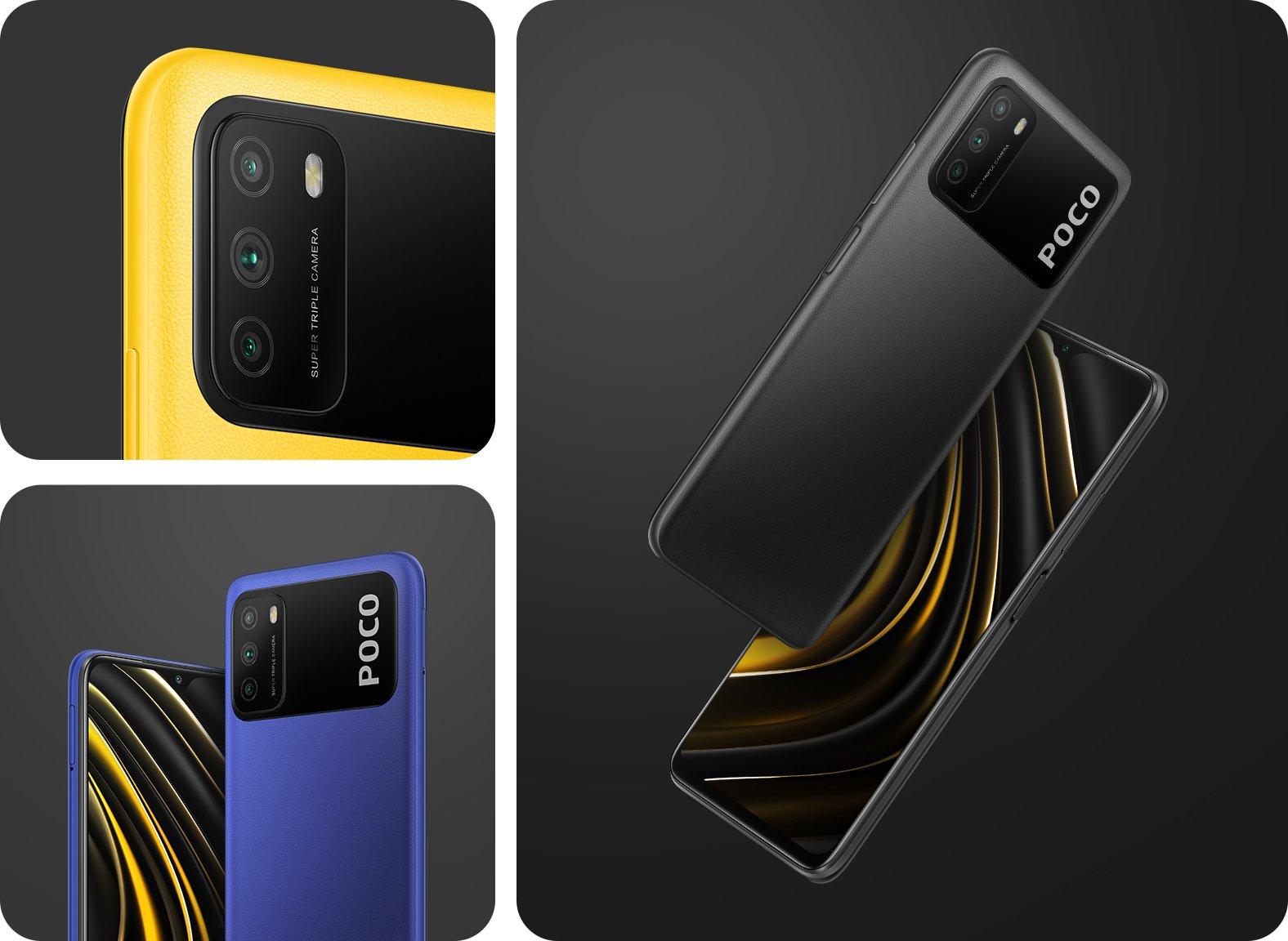 مزايا وعيوب هاتف Xiaomi Poco M3 الجديد