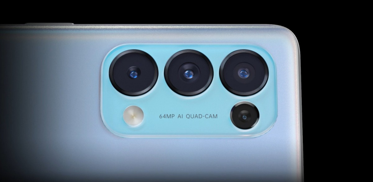 اوبو تكشف رسميًا عن هاتفي Oppo Reno5 5G وReno5 Pro 5G وتشوق للأفضل Reno5 Pro Plus