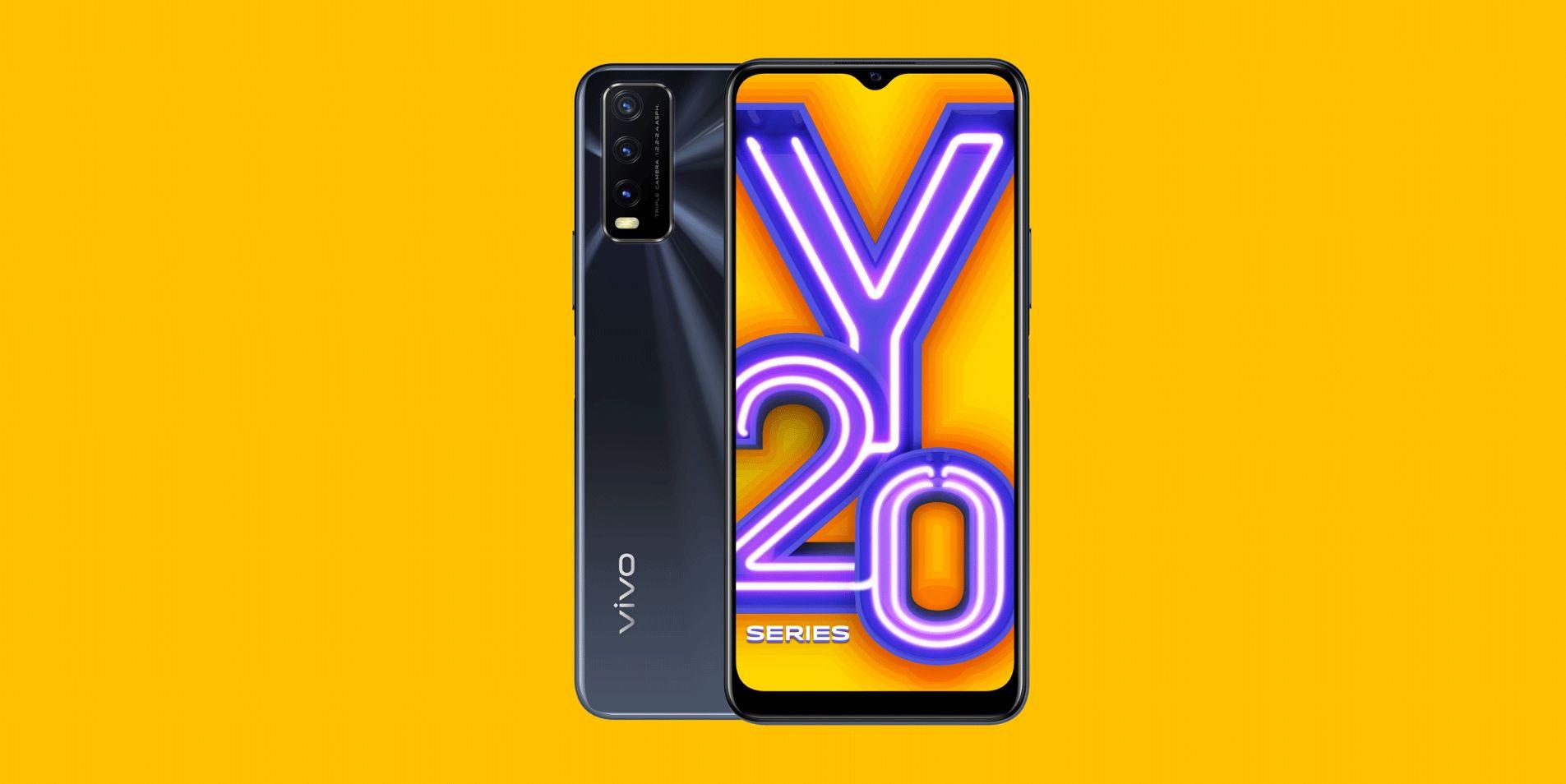 مزايا وعيوب هاتف Vivo Y20A الاقتصادي الجديد