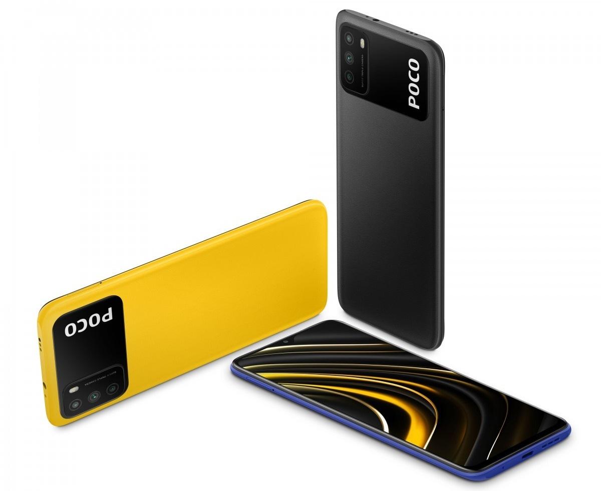 الإعلان رسميًا عن هاتف Poco M3 في مصر