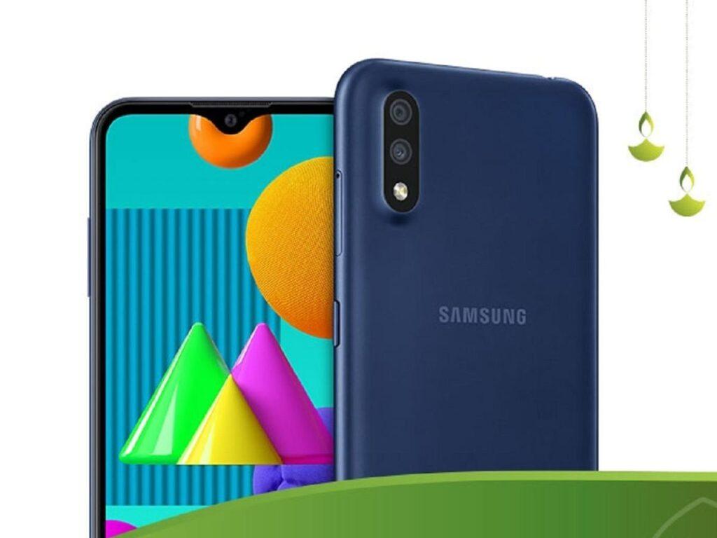 تعرف على هاتف سامسونج الاقتصادي الجديد Samsung Galaxy M02