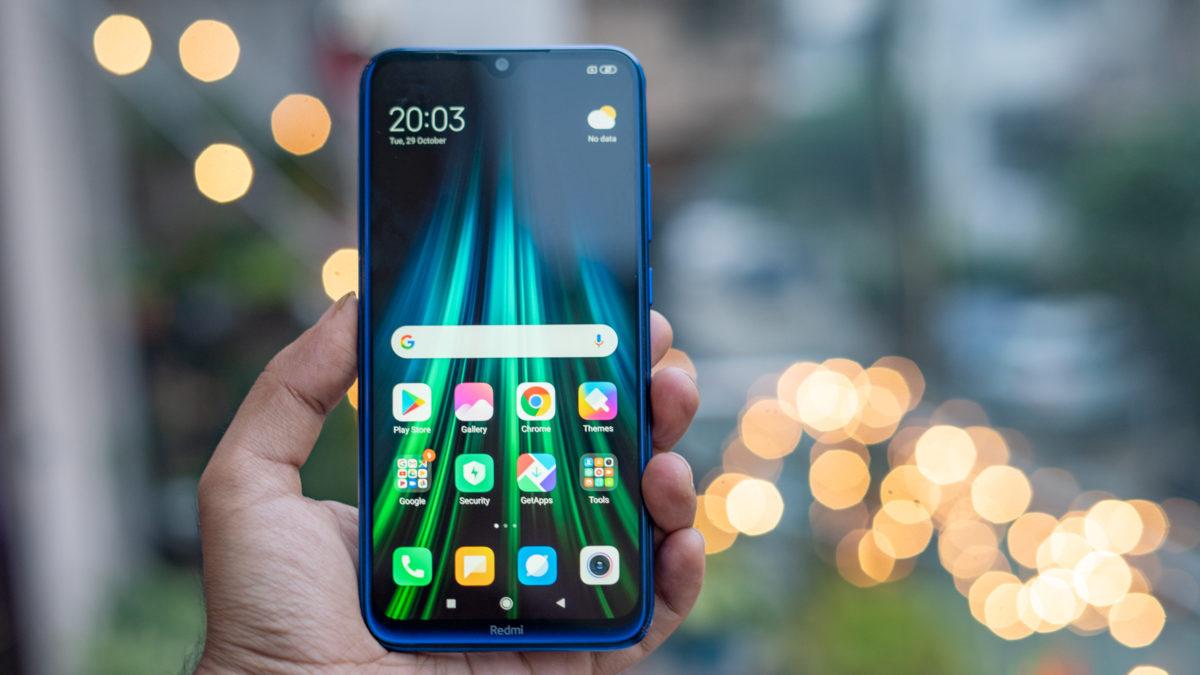 تشتري Samsung Galaxy A12 ولا Xiaomi Redmi Note 8