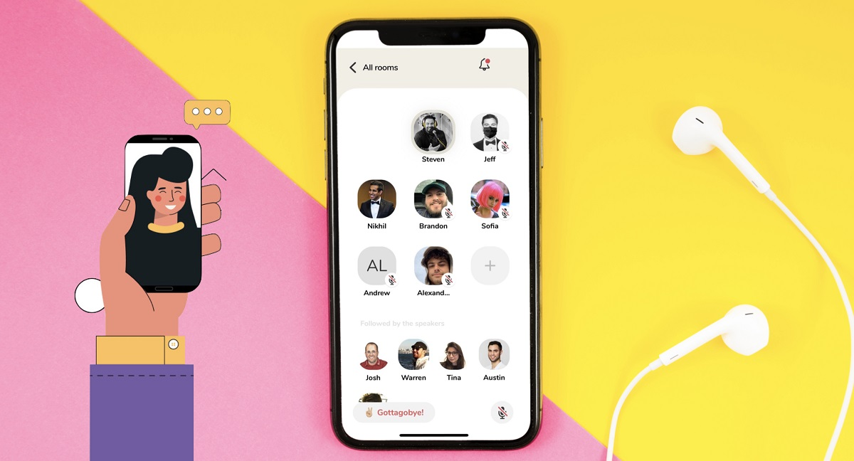 ما هو تطبيق ClubHouse الجديد الذي هوس العالم