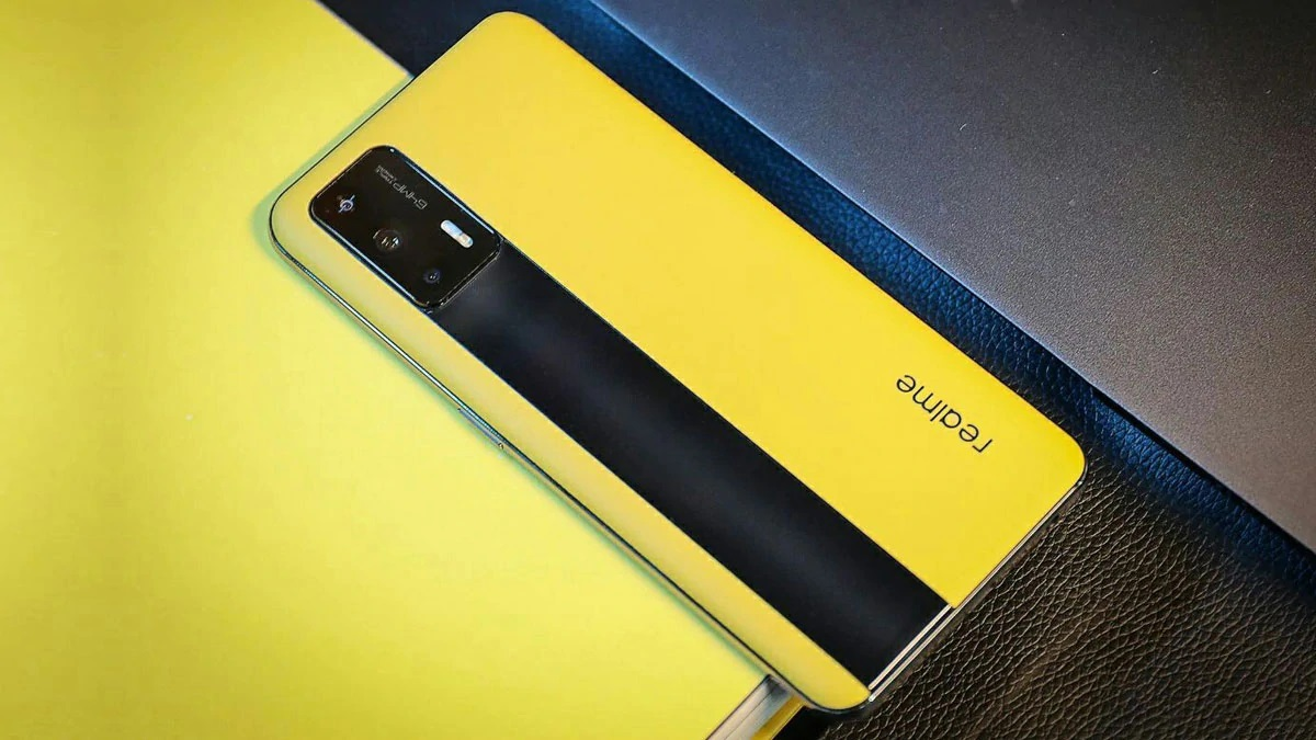 الكشف رسميًا عن هاتف Realme GT 5G أحدث الهواتف بمعالج سنابدراجون 888