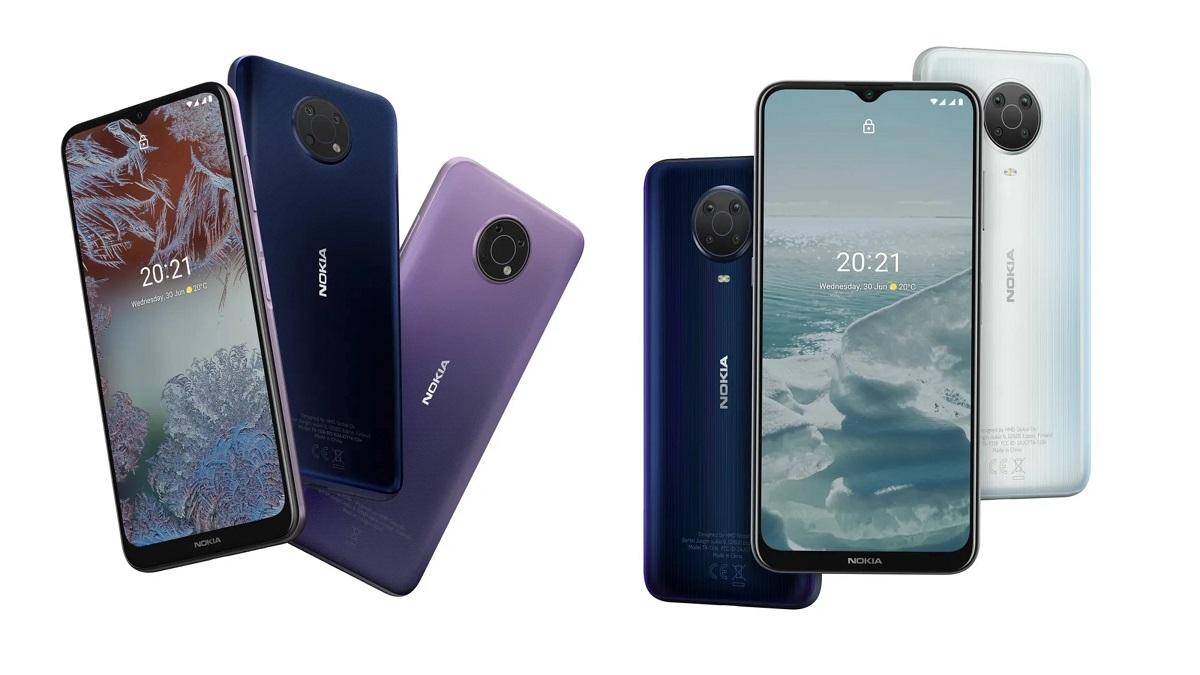 نوكيا تعلن عن 6 هواتف جديدة دفعة واحدة من مختلف الفئات