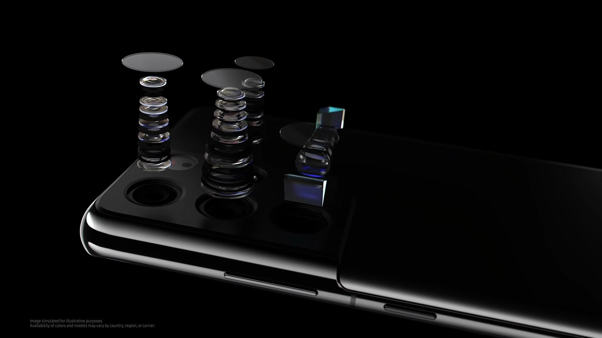 أي الكاميرات أفضل Samsung Galaxy S21 Ultra أم Xiaomi Mi 11 Ultra