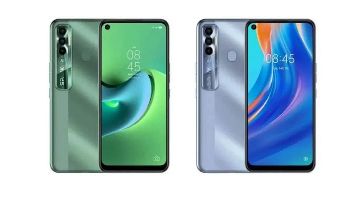 الإعلان عن مجموعة جديدة من هواتف Tecno Spark وTecno Camon
