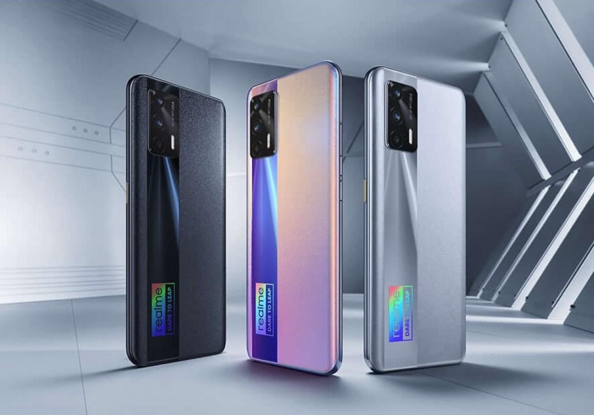 تعرف على الهاتف الجديد Realme X7 Max 5G