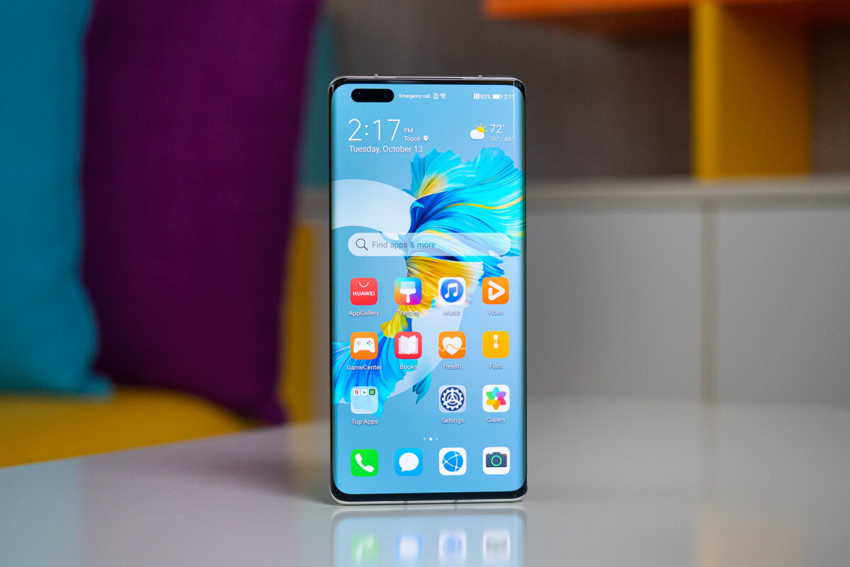 هل يصمد هاتف Huawei Mate 40 Pro في وجه منافسيه