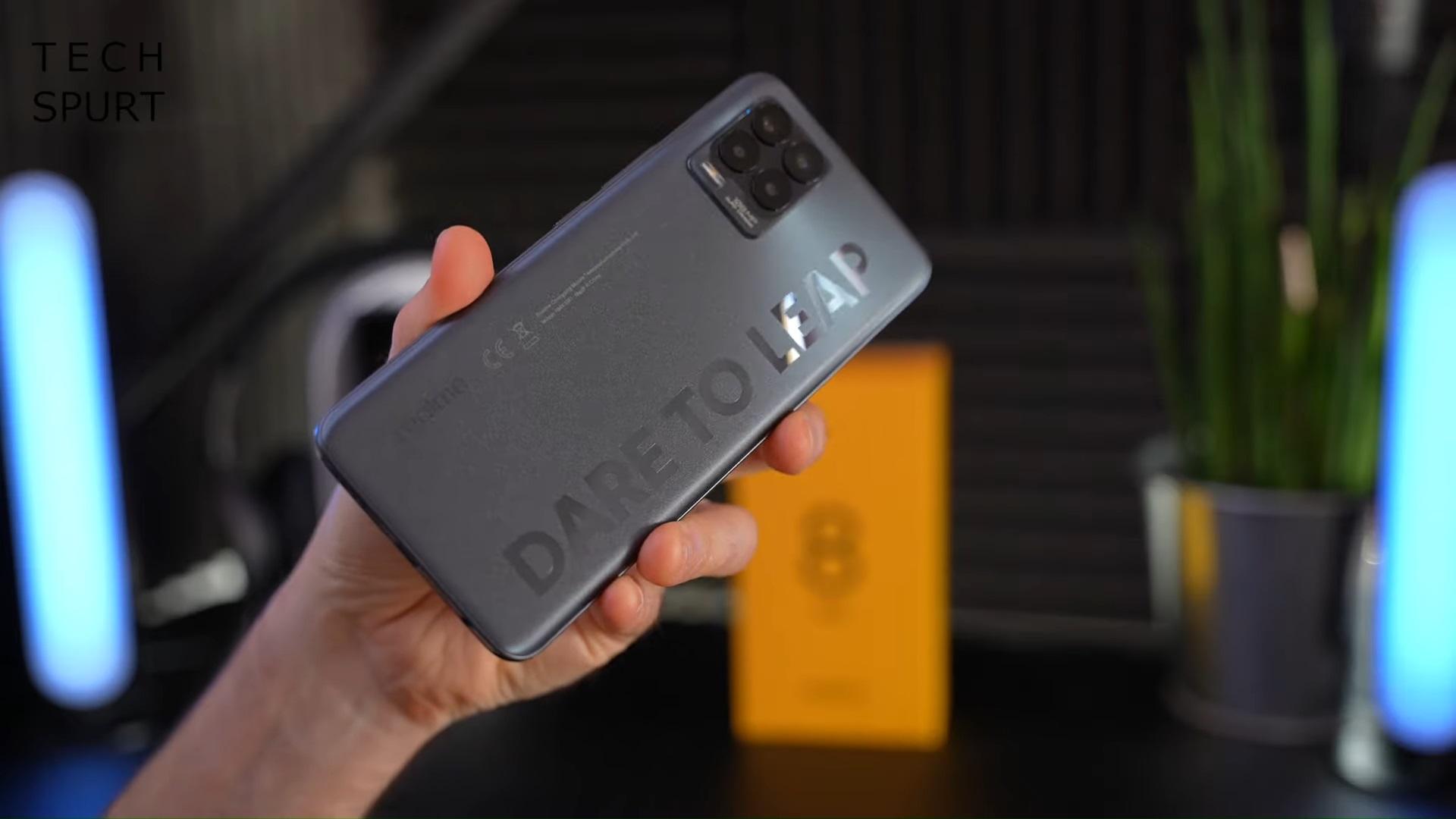 بعد طرحه في السوق المصري ... تعرف على مزايا وعيوب هاتف Realme 8 Pro
