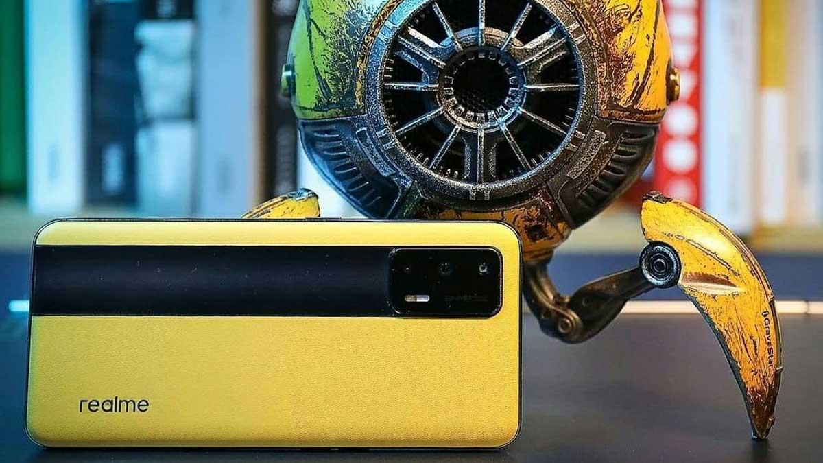 الكشف الرسمي عن هاتف Realme GT 5G عالميًا