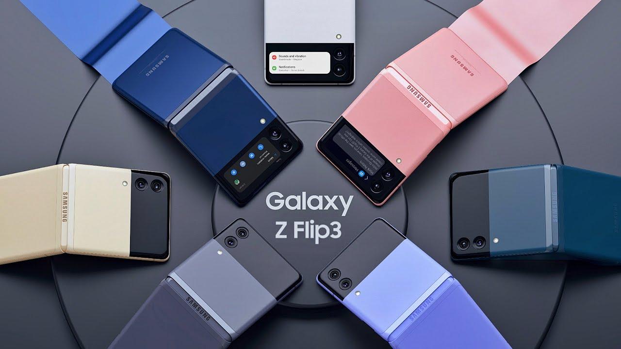 كل ما نعرفه عن هواتف Samsung القابلة للطي القادمة
