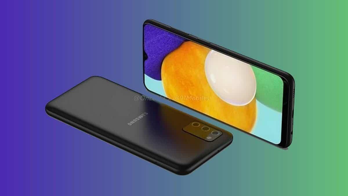 سامسونج تكشف عن هاتف اقتصادي جديد Samsung Galaxy A03s