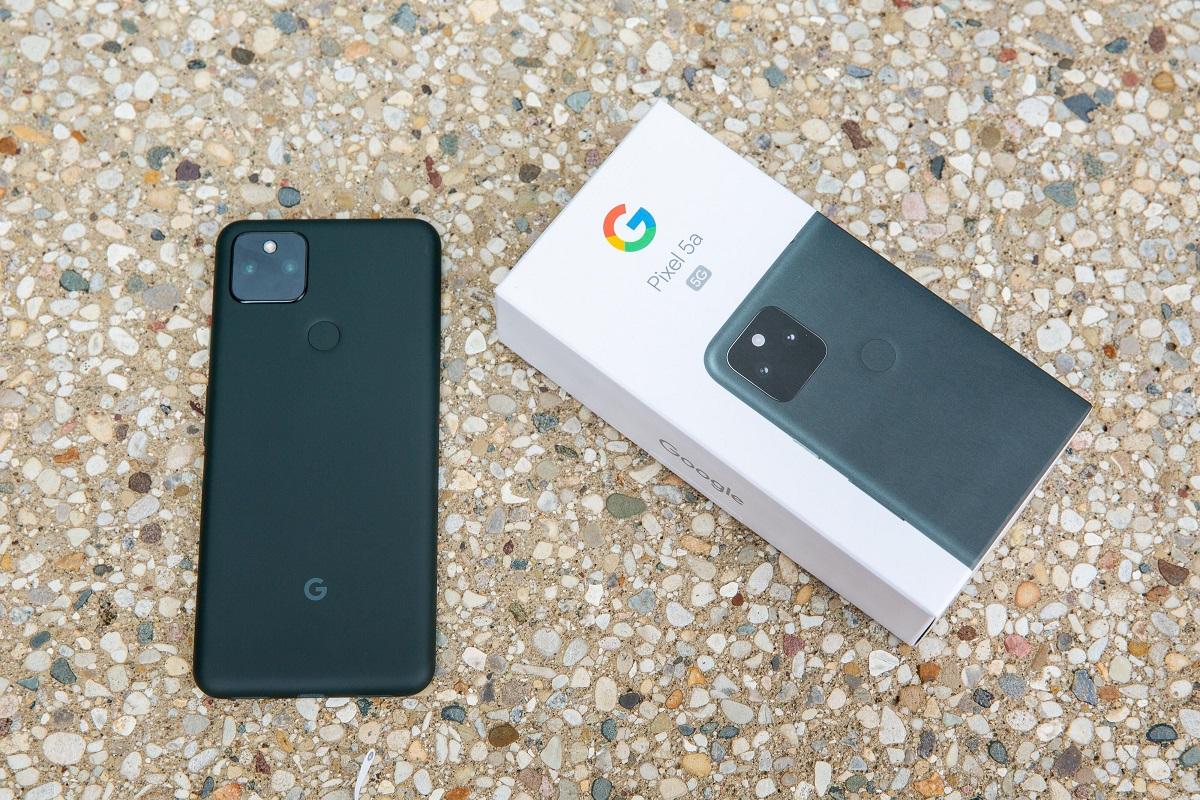 مزايا وعيوب هاتف جوجل الجديد Google Pixel 5a 5G