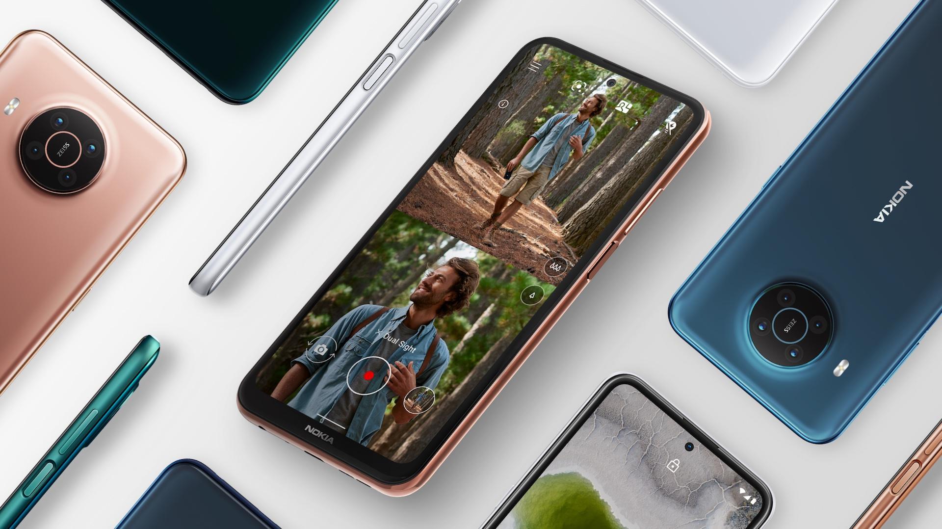 نوكيا تسعر هاتف Nokia X20 بسعر مبالغ فيه