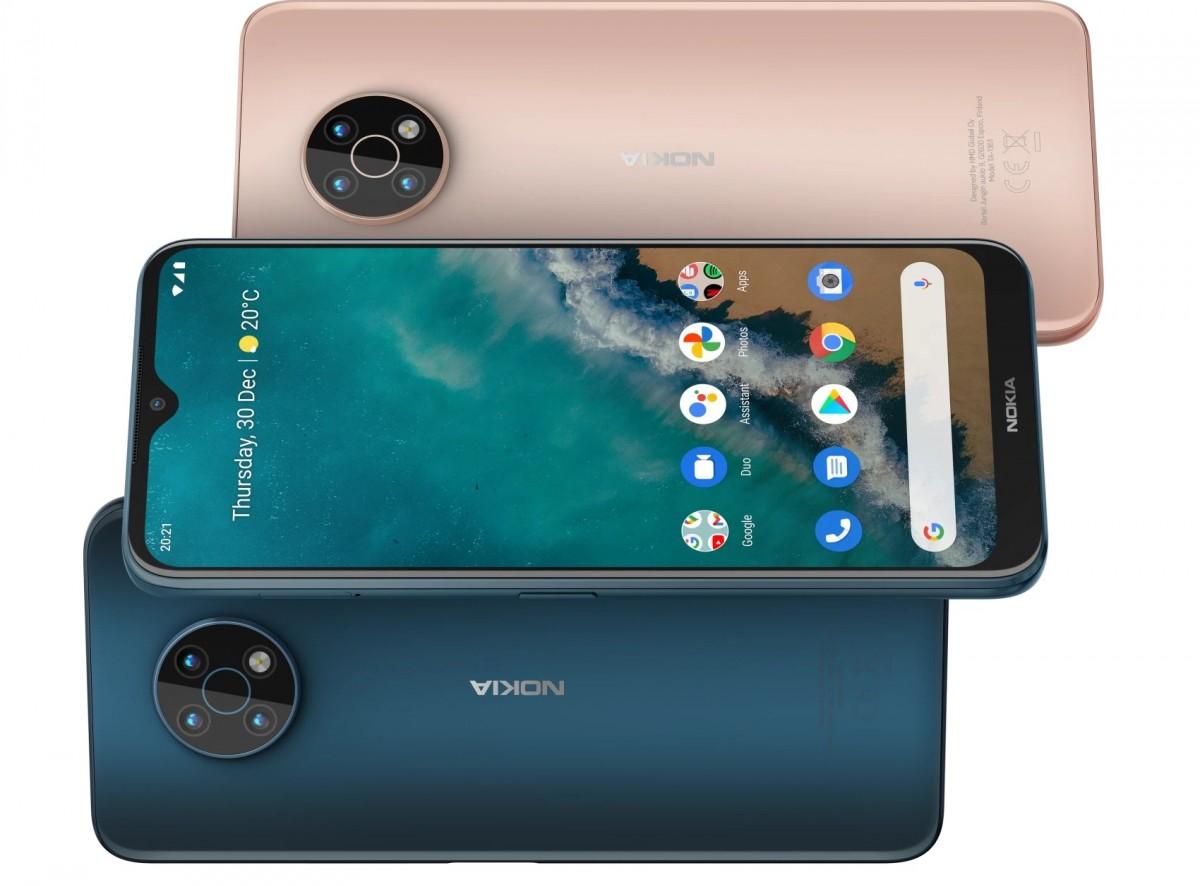 تعرف على هاتف نوكيا الجديد Nokia G50 5G