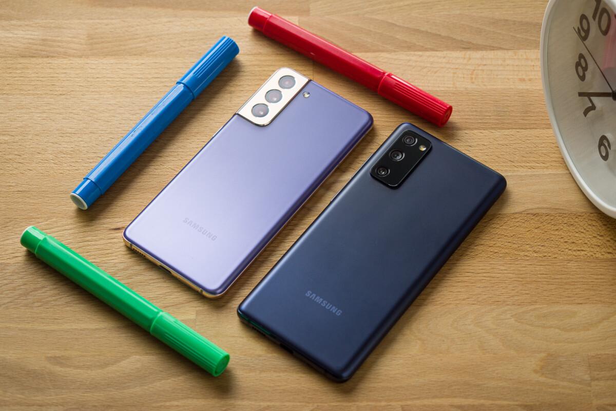 في تطور جديد ... هاتف S21 FE يعود للحياة وهواتف S22 تتأجل