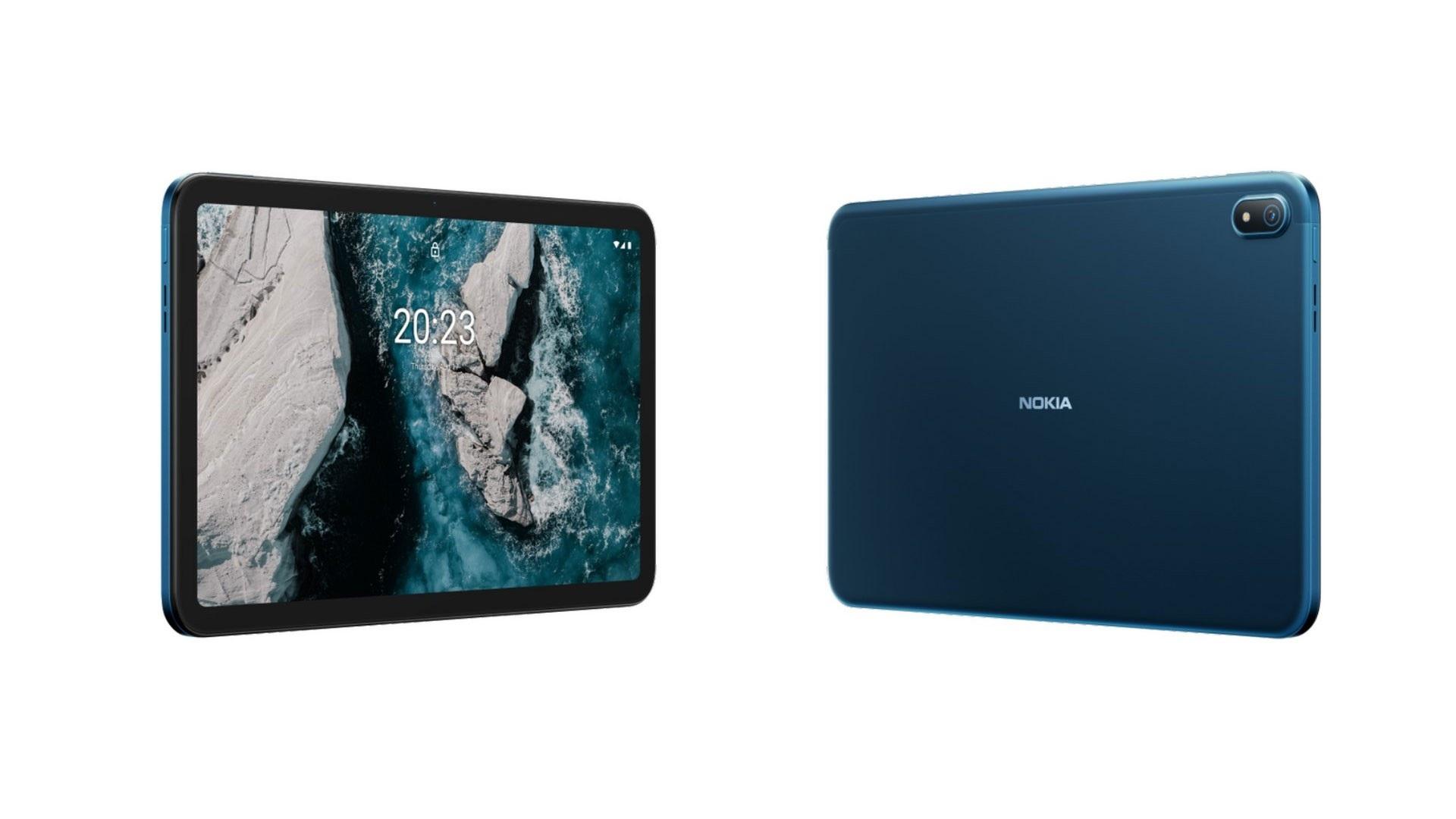 نوكيا تعود لعالم التابلت مع تابلت Nokia T20 10.4 الجديد