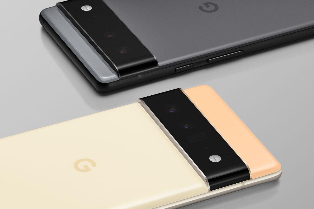 آخر كلام ... هواتف Pixel 6 وPixel 6 Pro تظهر للنور في التاسع عشر من أكتوبر