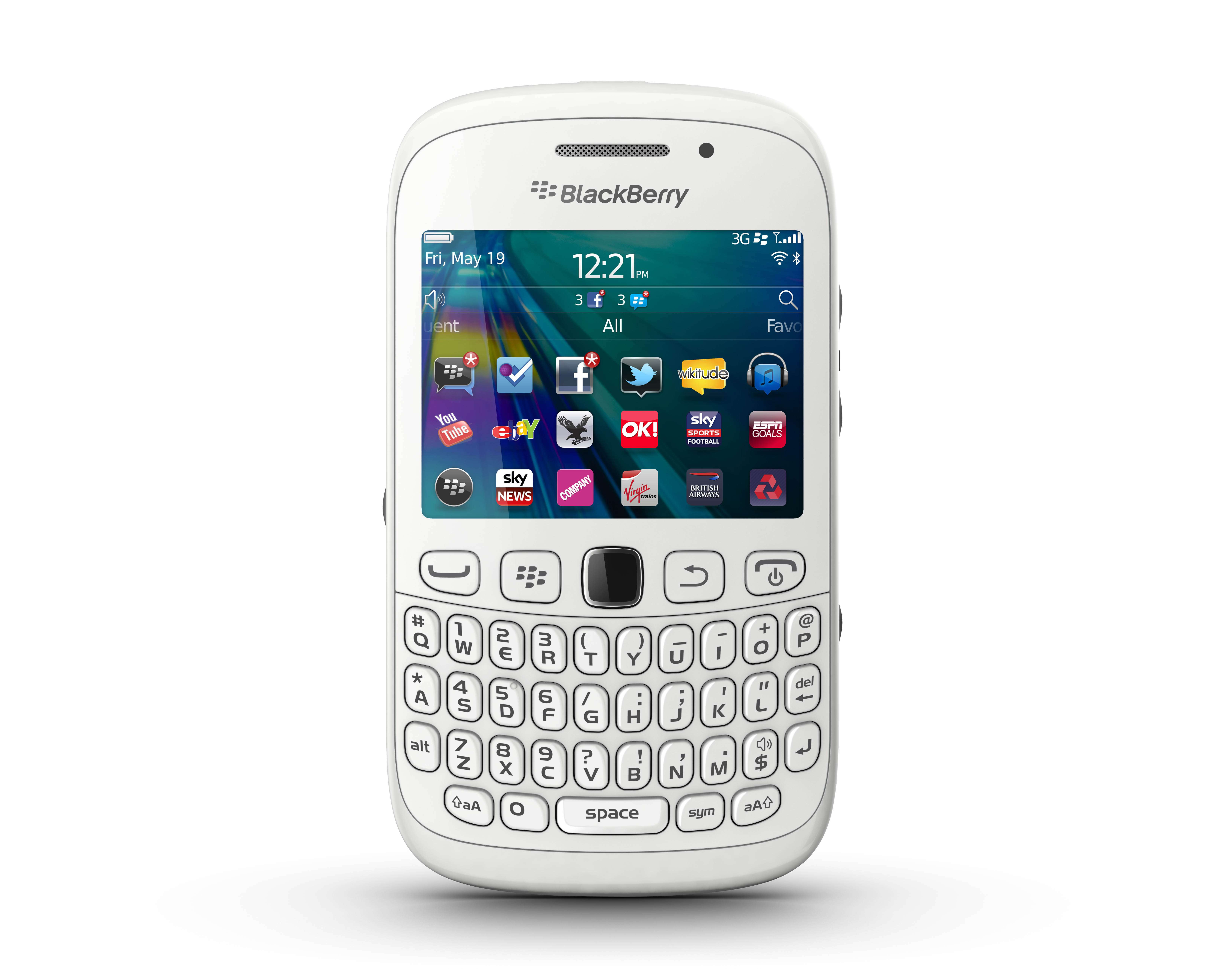Blackberry Curve 9320 Black And Silver صور blackberry Curv...