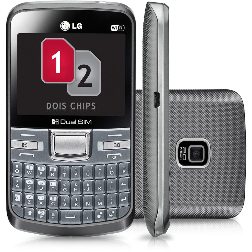 ssaa: هاتف ال جي lg c199