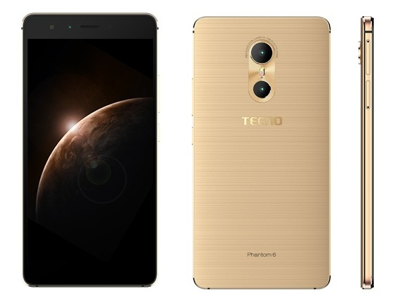 مراجعة Tecno Phantom 6