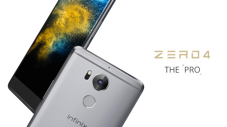 مراجعة Infinix Zero 4