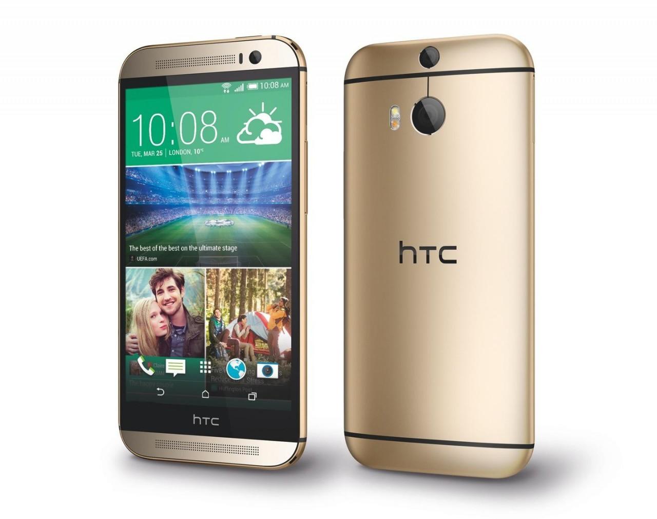 مميزات وعيوب Htc One M8