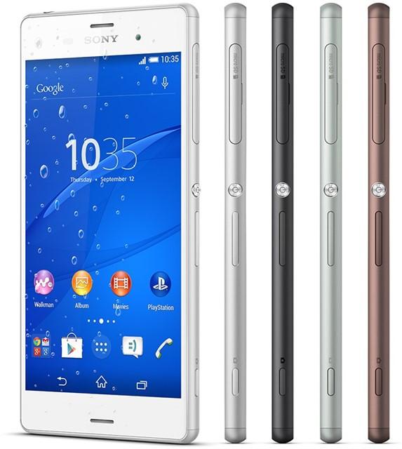 مميزات و عيوب Sony Xperia Z3